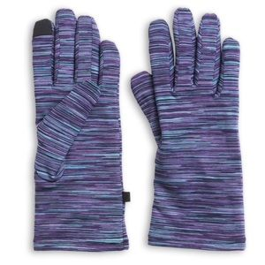 🧤 Cuddl Duds Space Dyed Flex Fit Tech Gloves NWT